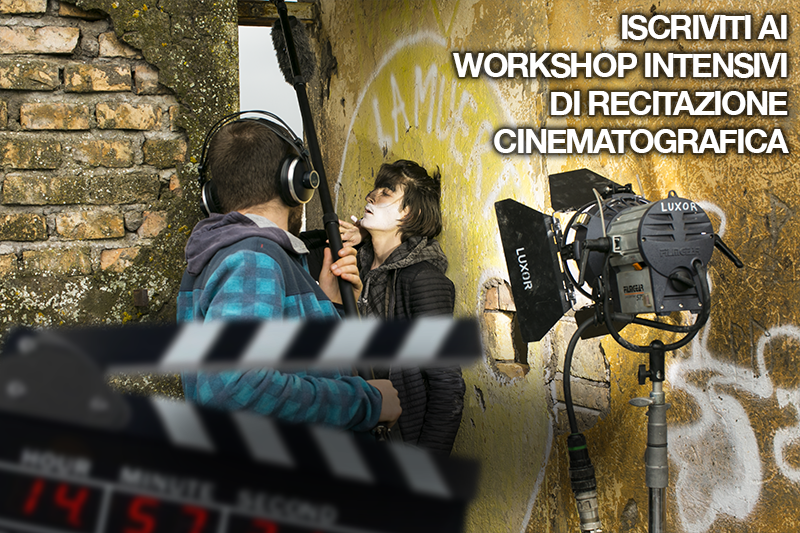 WORKSHOP DI RECITAZIONE